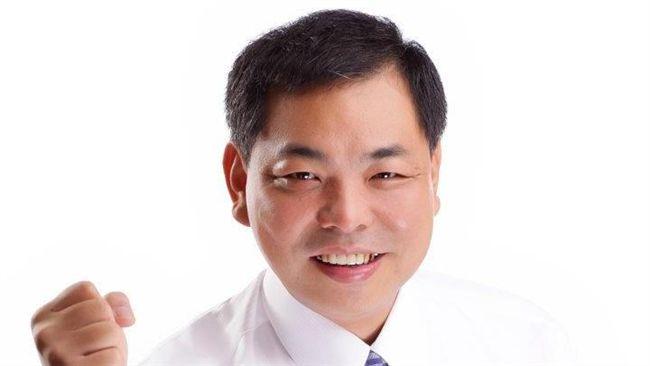 轉發「政府阻日疫苗」竹副縣長陳見賢:有確認、沒造謠   政治   三立新