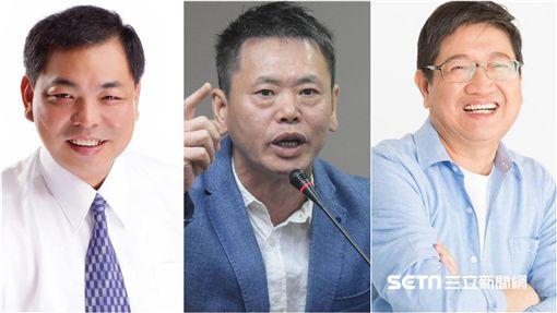 陳見賢、林為洲、楊文科
