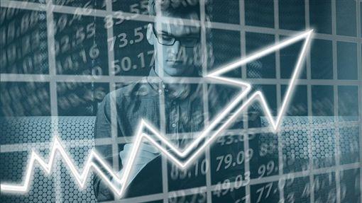 經濟,股市 示意圖/Pixabay