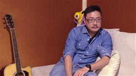 配音員,賈培德(記者周家緯攝影)