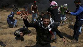 以巴衝突,以色列,巴勒斯坦(圖/翻攝自推特)
