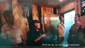 台南,色情,按摩店,員警,男客,老司機,妨害風化,掃黃 翻攝畫面