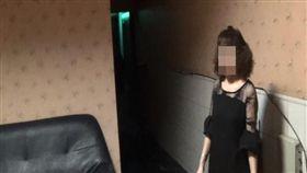 高雄,按摩,半套,胸罩,高跟鞋,性交易(圖/翻攝畫面)