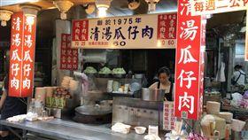 華西街「小王」招牌黑金滷肉飯+清湯瓜仔肉