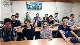 ▲運動賽事分析師協會成立大會。(圖/協會提供)
