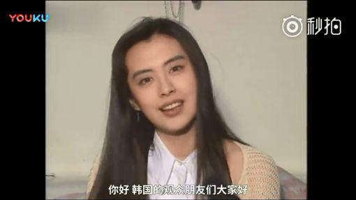 王祖賢(圖/翻攝自微博)