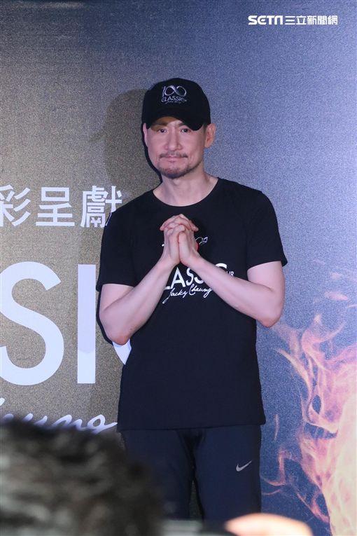 張學友慶功宴(圖/記者李嘉翎攝影)