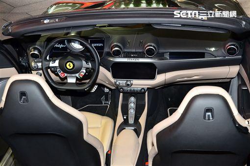 Ferrari Portofino。(圖/鍾釗榛攝影)