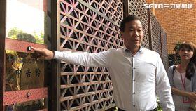 台北市議員鍾小平,北檢告發教育部長吳茂昆涉嫌瀆職。潘千詩攝影