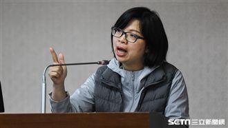 林淑芬:政府要負起警消職災預防責任