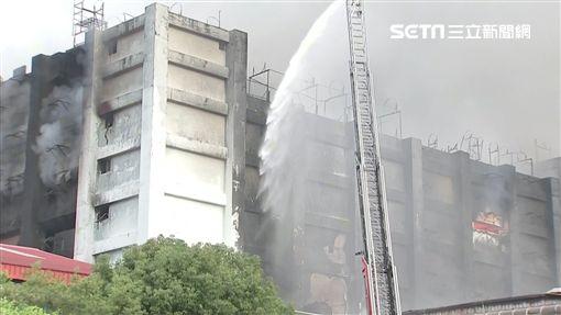 敬鵬平鎮廠大火