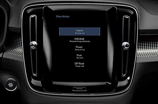 Volvo XC40 T5 Twin Engine PHEV。(圖/翻攝Volvo網站)