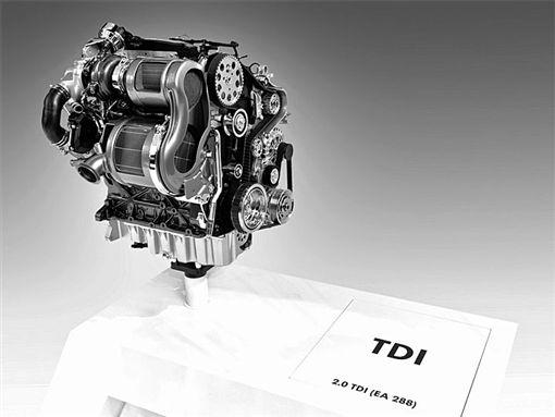 Volkswagen對於TDI柴油引擎依舊難以割捨。(圖/翻攝Volkswagen網站)