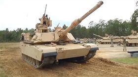 M1A2(圖/翻攝自YouTube)