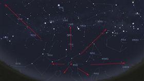 每小時上看50顆!寶瓶座流星雨本週登場 5日最佳觀賞期 臺北市立天文科學教育館
