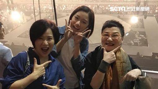 楊月娥,小蓁,張小燕,張學友/怡佳提供