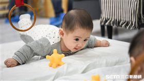 嬰兒、小孩、腸病毒、寶寶、流感、育兒、公托、幼童、幼兒、疫苗、少子化、托嬰、托兒所 圖/記者林敬旻攝
