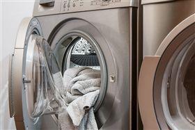 烘衣機,洗衣機 示意圖/Pixabay