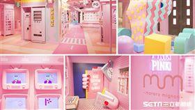 拍貼店,大頭貼,東京迪士尼。(圖/店家提供)