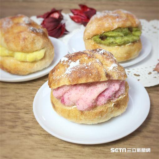 2018麵包生活節, 法式市集。(圖/統一企業提供)