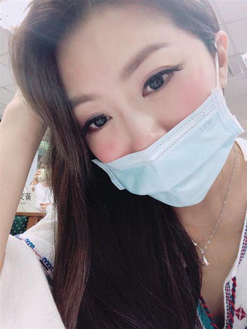佩甄(圖/翻攝自臉書)