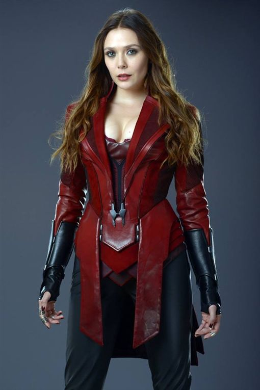▲伊莉莎白歐森透露其實並不喜歡緋紅女巫的造型。(圖/翻攝自IG)