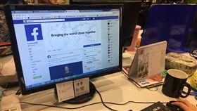 臉書、功能、瀏覽、用電腦