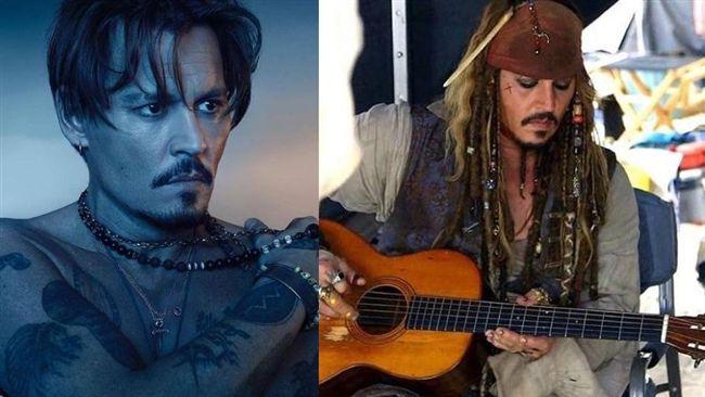 傑克船長沒了!迪士尼封殺強尼戴普