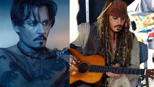 強尼戴普(Johnny Depp)(翻攝自IG)