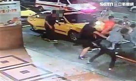 KTV,鬥毆,全武行,計程車,板橋