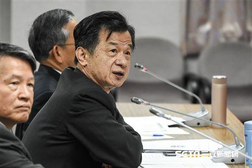 法務部長邱太三出席備詢 圖/記者林敬旻攝