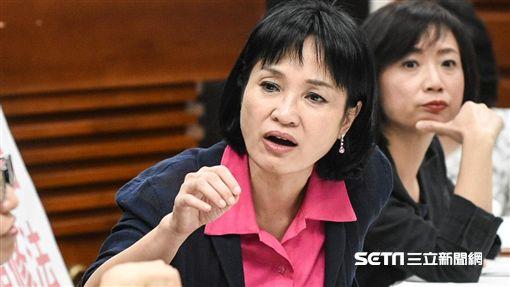 國民黨立委柯志恩 圖/記者林敬旻攝