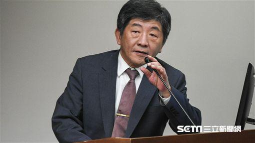 衛福部長陳時中出席備詢 圖/記者林敬旻攝