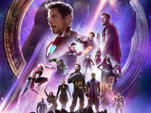 柯南,名偵探,電影,復仇者聯盟3,無限之戰,Avengers,Infinity War 圖/翻攝自MARVEL