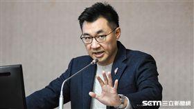 16:國民黨立委9 江啟臣。 圖/記者林敬旻攝