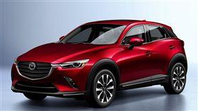 車訊網/眼睛要睜大!Mazda CX-3