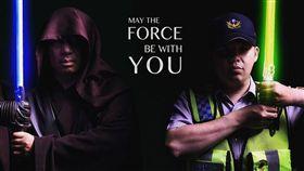 台北,警政署,星際大戰,Cosplay