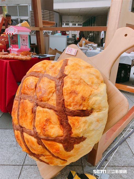 麵包生活節。(圖/記者馮珮汶攝)