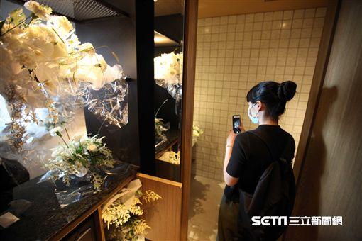 Home Hotel舉辦「十三個房間&它的時空冒險」創作藝術節。(圖/記者簡佑庭攝)