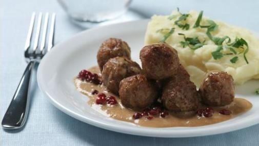 瑞典肉丸其實來自土耳其_瑞典政府推特https://twitter.com/swedense