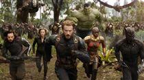 電影,復仇者聯盟3,無限之戰,Avengers,Infinity War,劇透 圖/翻攝自YouTube