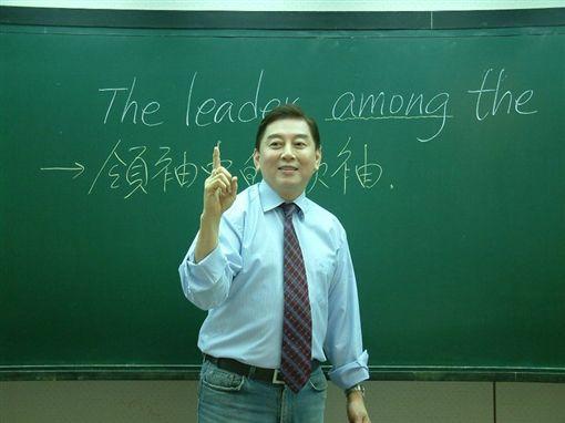 ▲談起政治,高國華很有一套自己的見解。(圖/翻攝自臉書)