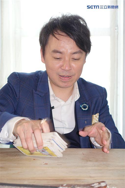 小孟老師(圖/記者李嘉紘攝)