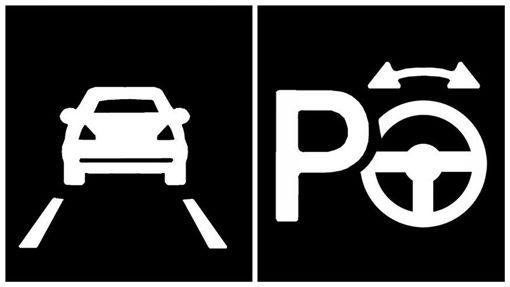 BuyaCar,車,配備,限速系統,抬頭顯示,車道輔助系統,停車輔助,燈號,符號 圖/翻攝自BuyaCar