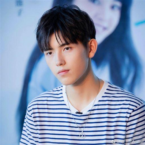 ▲▼陳飛宇是大陸導演陳凱歌及演員陳紅的兒子。(圖/翻攝自微博)