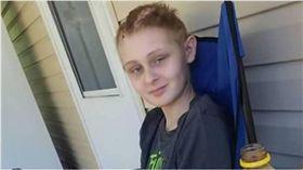 父母心碎同意器捐…13歲腦死童拔管前奇蹟甦醒 圖/翻攝自臉書
