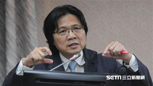 內政部長葉俊榮。 圖/記者林敬旻攝