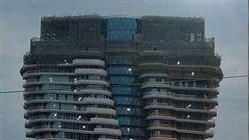 陶朱隱園,螺旋,台北市,信義區,火警,冒煙,雜物,18億