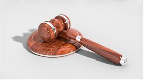 法官,法院,審判,公正,正義,圖/翻攝自Pixabay