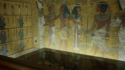 埃及,法老,陵墓,掃描,雷達,偵測,研究,考古,Dr. Francesco Porcelli,Howard Carter 圖/翻攝自YouTube https://goo.gl/EvMOZF